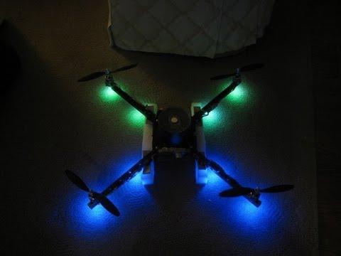 DIY Home Built Quadcopter