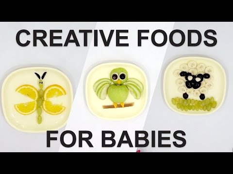 Creative Food Ideas For Kids | Babygogo