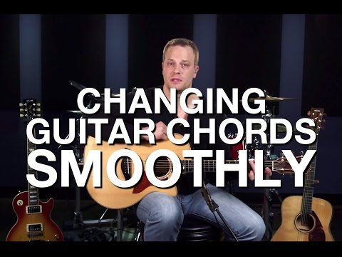 Changing Guitar Chords Smoothly - Beginner Guitar Lesson