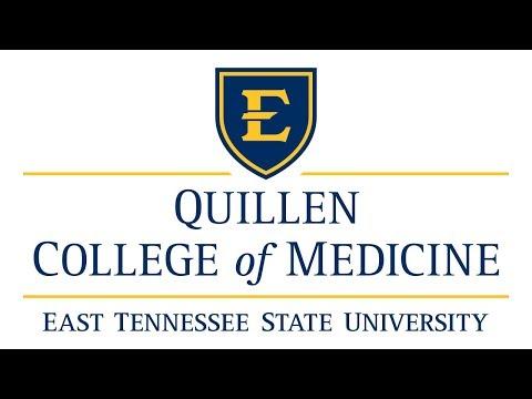 2018 Quillen College of Medicine Match Day - March 16, 11:30 AM
