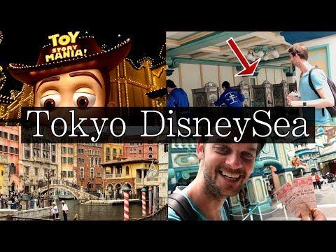 Tokyo DisneySea Full Guide - How to