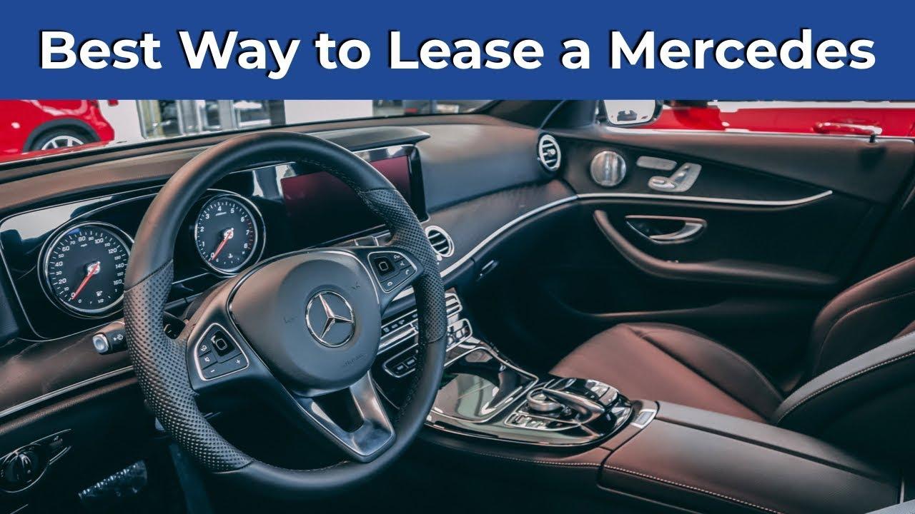 Mercedes-Benz Courtesy Vehicle Program | Best Lease Price