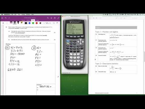 IB Maths Studies May 2015 Time Zone 1 Paper 1 Question 10