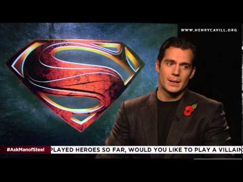 Henry Cavill talks preparation for fighting scenes for Man of Steel