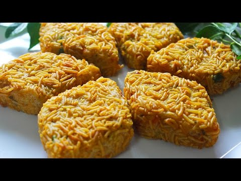 Bread Poha Cutlets | Easy To Make Evening Snacks Recipe | Kanak's Kitchen
