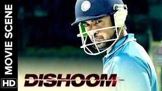 Viraj Makes India Win | Dishoom | Movie Scene