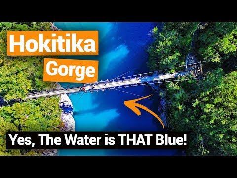 Hokitika Gorge Walk - New Zealand's Biggest Gap Year – Backpacker Guide New Zealand