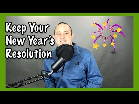 How To Actually Keep Your New Year's Resolution & Start A Business Too