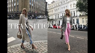 Huge Transitional Haul! Ft. Topshop, Urban Outfitters, Fendi, Miu Miu