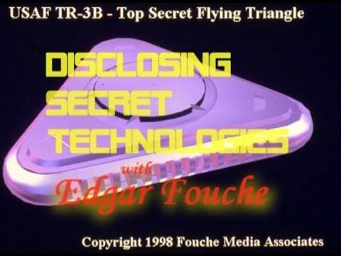 Edgar Fouche - Disclosing Secret Technologies - Part 7 - Working in Area 51