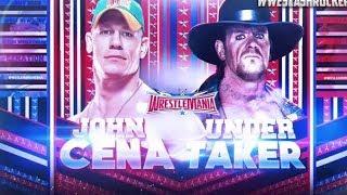 MAJOR WWE WrestleMania 34 Match Revealed! The Undertaker WrestleMania 34 Schedule 2018 rumble