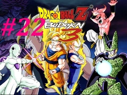 Dragon Ball Z: Budokai 3 Walkthrough (22) Unlocking Super Saiyan 2 Gogeta & Android #16