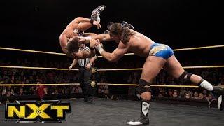 Johnny Gargano vs. Riddick Moss: WWE NXT, Sept. 13, 2017