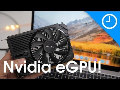 Nvidia eGPU support arrives on Mac! [9to5Mac]