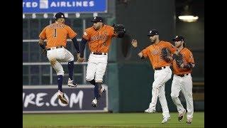 2017 ALCS Game 1 Highlights | Yankees vs Astros ᴴᴰ