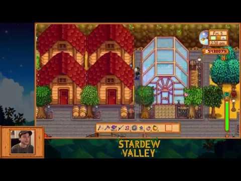 Stardew Valley Farm Tour - Summer, Year 6 - [Nintendo Switch]