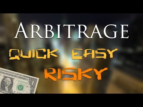 How to Make Instant Money with Bitcoin Arbitrage