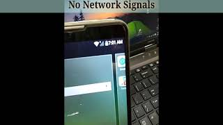 LG LS775 Service Disabled Problem Tested Solution Done