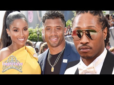Future disses Russell Wilson and Ciara on radio! (SHADY)