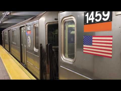 IRT Broadway-7th Ave Line: R62/A (1) and R142 (2) Trains Begin and End Service @ New South Ferry