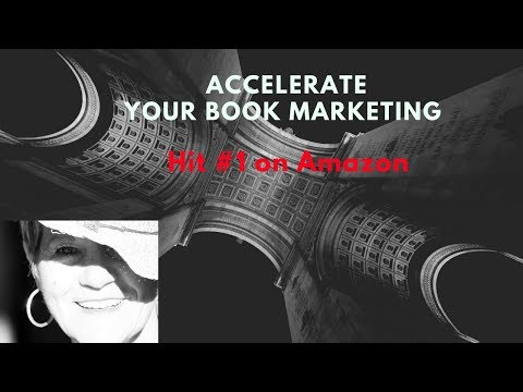 Book Marketing Strategy - How to Get Number 1 Rankings On Amazon