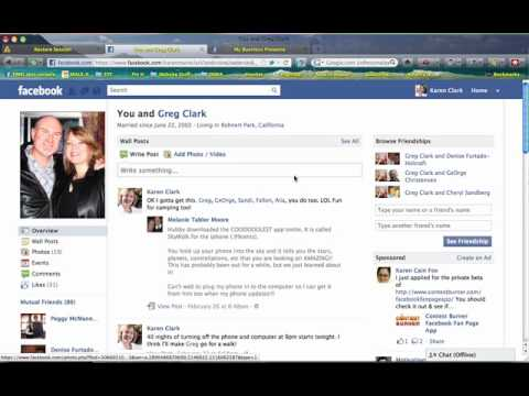 How to See the Friendship History Between Facebook Friends