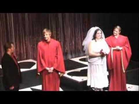 I LOVE YOU YOU'RE PERFECT NOW CHANGE: Cantata Reprise/Wedding Vows