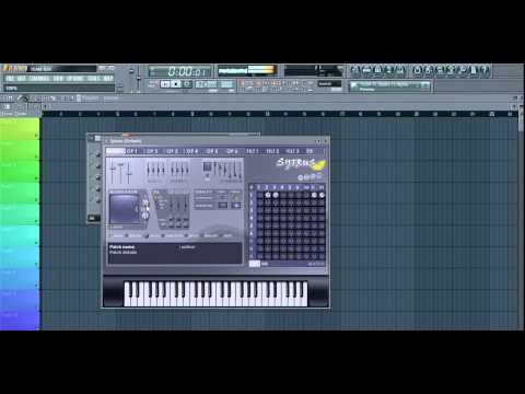 Fl studio - how to make a dubstep growl in sytrus + flp