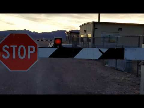 (AREA 51) BUS, BACK GATE, & NEW BLACK MAILBOX