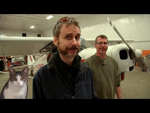 Super Cub - Engine Winterization PLUS meet the Flight Chops production crew!
