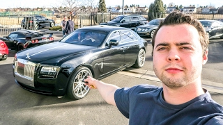How To Get A Rolls Royce Ghost!
