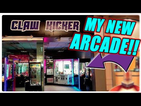 I OPENED ANOTHER ARCADE!!!