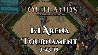 Ultima Online PVP 1080p 2018  - Uo Outlands --- Majestic -M