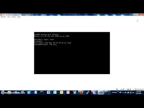 CentOS 6.5 VM Web Server Problems