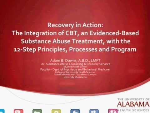 Webinar | Integrating Evidenced-Based Substance Abuse Treatment with the 12 Step Program