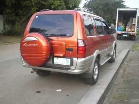 2002 ISUZU CROSSWIND XUV FOR SALE
