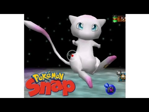 PERFECT MEW PICTURE!?!?!