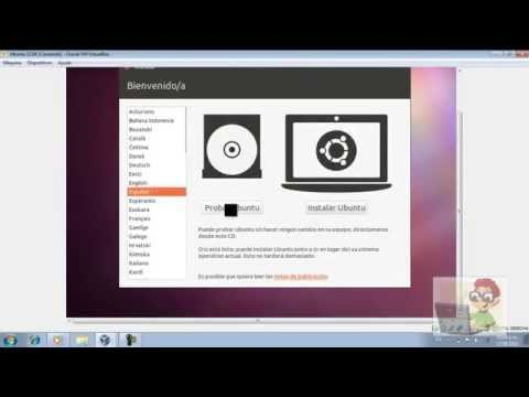 Virtualizar Ubuntu 11.04 VirtualBox