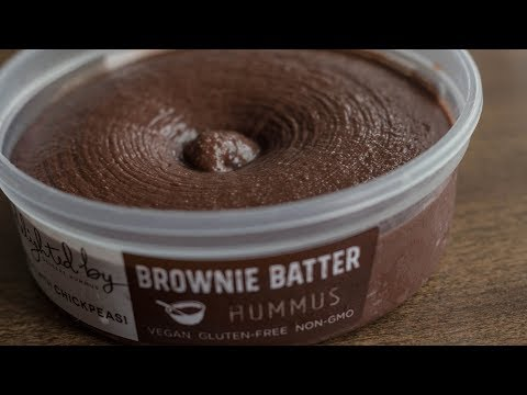 Brownie Batter Hummus!?
