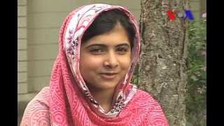 Malala Yousafzai - A rare interview from 2009