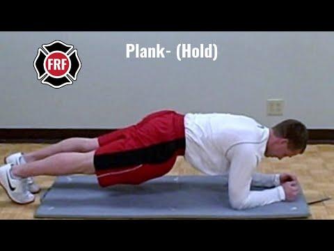 Prone Plank (hold)