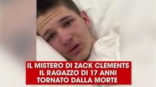 Ragazzo rimane 20 minuti morto E VEDE GESÙ CRISTO