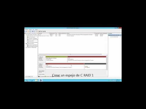 Raid 1 Windows Server 2012