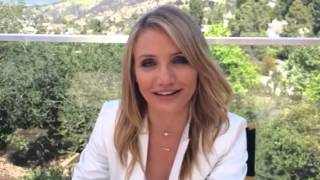 Cameron Diaz Congratulates J. Lo #JLoFirstLove
