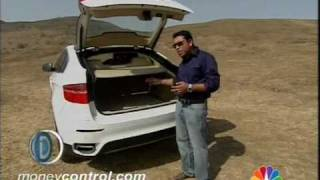 Overdrive tests the BMW X6