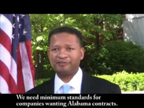 Artur Davis discussed equal pay and other gender equality issues for Alabama