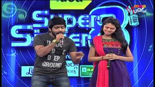 Super Singer 8 Episode 27 - Revanth and Ramya Performance
