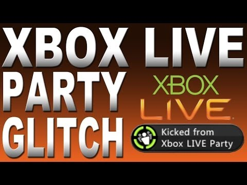 How To Join Invite Only Xbox Live Parties! {2014}