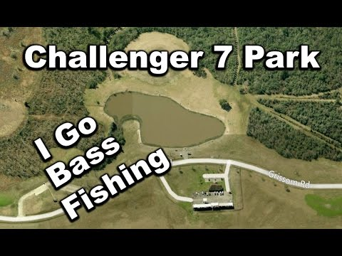 I Go Bass Fishing - Challenger 7 Park fishing