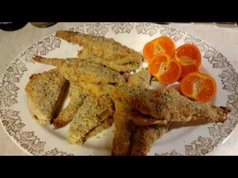 Best fish breading ever! Parmesan Panko Crusted Breaded fish Recipe!! Better than Gordon Ramsay